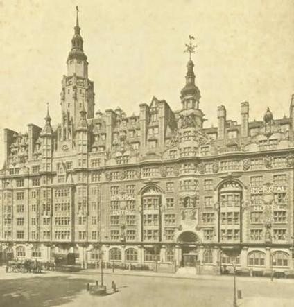 Imperial hotel russell square london remembers aiming for Hotels ussel