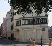 Charing Cross Hospital - Chandos Place