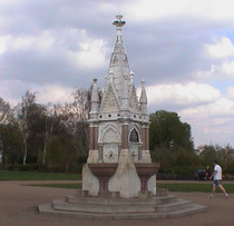 Parsee fountain