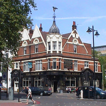 The Eagle, City Road