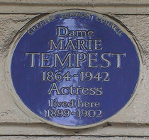 Marie Tempest