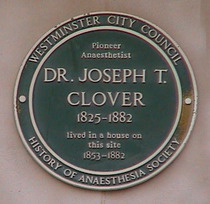 Dr Joseph T Clover