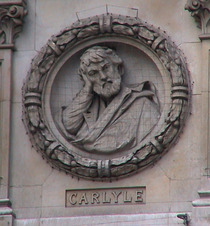 National Portrait Gallery - Carlyle