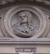 National Portrait Gallery - Kneller