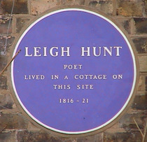 Leigh Hunt - NW3