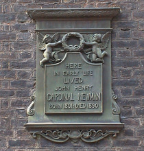 Cardinal Newman - WC1