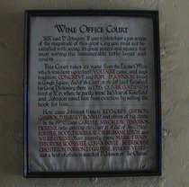 Wine Office Court