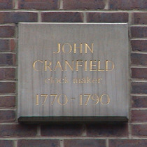 John Cranfield at St John&#x27;s