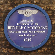 Bentley Motor Car