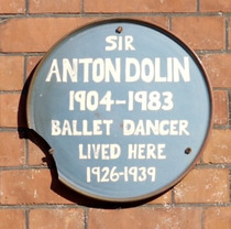 Sir Anton Dolin