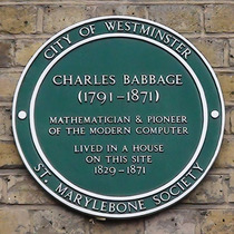 Charles Babbage