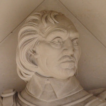 Guildhall - Cromwell bust