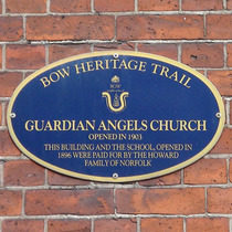 Guardian Angels Church & School