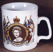 Silver Jubilee of Queen Elizabeth II