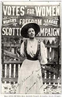 Women&#x27;s Freedom League