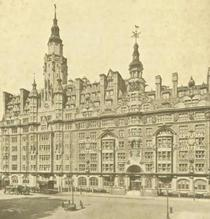 Imperial Hotel, Russell Square