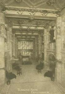 Turkish baths at Imperial Hotel
