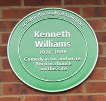 Kenneth Williams birthplace