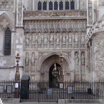 Westminster Abbey - 20th century martyrs