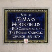 St Mary Moorfields