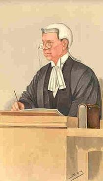 John Compton Lawrance, QC, MP