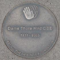BBC Television Centre - Thora Hird