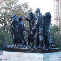 Burghers of Calais
