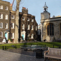 Tower of London execution site