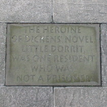 Marshalsea 3 - stone - Little Dorrit