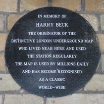 Harry Beck at Finchley Central