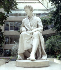 Thomas Coutts statue