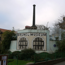 Isambard Kingdom Brunel - SE16