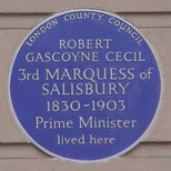 Prime Minister Salisbury