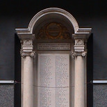 Rathbone Place PO War Memorial