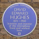 David Edward Hughes