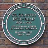 Dr Grantly Dick-Read
