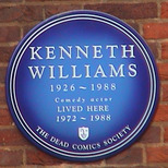 Kenneth Williams - NW1