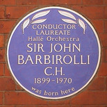 Sir John Barbirolli - Southampton Row