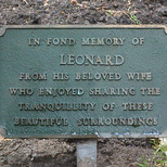 Leonard&#x27;s tree