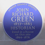 John Richard Green