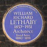 W. R. Lethaby
