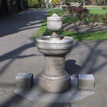 Emily Orbell's fountain (B)