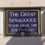 Great Synagogue - Old Jewry