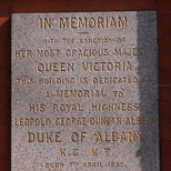 Duke of Albany