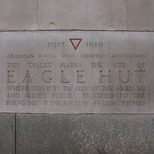 Eagle Hut - WW1
