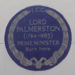 Lord Palmerston - St James's