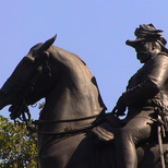Edward VII statue - Waterloo Place