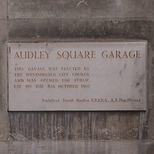 Audley Square Garage