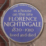 Florence Nightingale - South Street