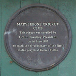 Marylebone Cricket Club